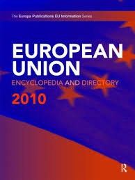 Encyclopedia Of Charts European Union Encyclopedia And Directory 2010 10th Edition