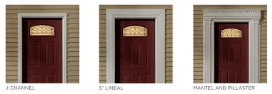 windows door and garage trim many installers opt for universal j channel around windows and doors is it adequate absolutely will it enhance your home s