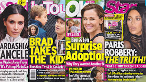 This Week In Tabloids Amy Sedaris Is Destroying Jennifer Aniston.