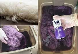 it takes very little time and if it s a warm day they can dry pretty quickly we created a to show how i dyed two furs and listed some tips and