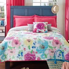watercolor comforter set. Modren Set Flower Watercolor Comforter Set Free Shipping Guarantee With Watercolor Set