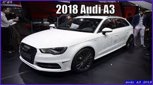 2018 audi a3. contemporary audi audi a3 2018 sportback interior exterior review for audi a3