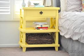 build a diy pottery barn inspired nightstand for a fraction of the cost tutorial and