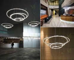 800mm 600mm 400mm round circle decorative lighting led pendant light round led dining lamp acrylic pendant light large big circle acrylic pendant light new