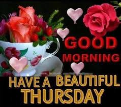 Good Morning Happy Thursday Quotes Best of 24 Best Good Morning Happy Thursday Quotes