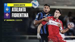 Atalanta - Fiorentina in Diretta Streaming