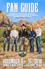 Nfr 2018 Seating Chart 2018 Nfr Fan Guide By Nfrexperience Issuu