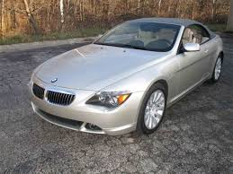 All BMW Models 2010 bmw 645ci convertible : 2004 BMW 645ci for Sale | ClassicCars.com | CC-1051582