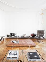 Major In Interior Design Inspiration Inside A Chic Parisian Apartment With Major Cool Factor Pinterest