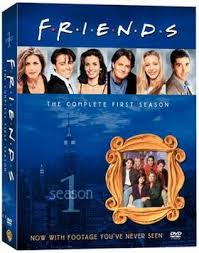 Make a date, your old friends are calling. Friends Season 1 Wikipedia