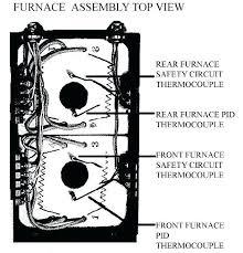 lennox thermocouple. tecbul49 tc replacement cm5200 01 lennox furnace parts sale floor thermocouple