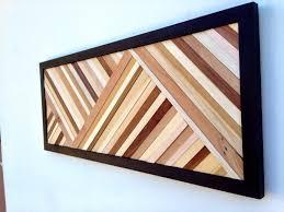 wood design wall art handmade image permalink