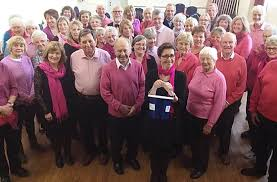 Singing Groups   Choir   Portishead, Clevedon, Pill   Wendy Sergeant