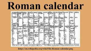 45 B C Introduction Of The Julian Calendar A Sutori