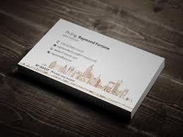 Interior Designer Business Cards Classy 48 Best Examples Of Real Estate Business Card Designs JayceoYesta