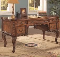 home office desks wood. Incredible Wood Desks For Home Office Desk With Medium Burl And Leaf Motif