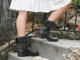 Fiorentini Baker Ella Boot In Ficus Black Ped Shoes