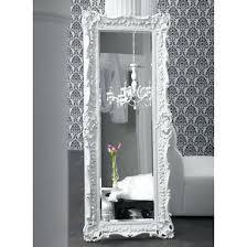 White Floor Length Mirror Full Ikea GreensandBlues