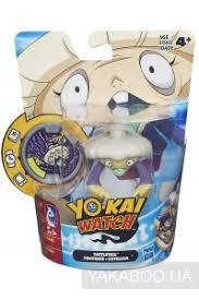 Медаль с <b>фигуркой Hasbro</b> Yow <b>Yo-kai Watch</b> Medal Tattletell ...