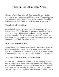really good college essays college essay writer best college  really