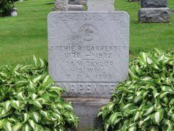 Ida May Taylor Carpenter (1880-1959) - Find A Grave Memorial