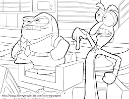 Coloring Pages Disney Infinity Printable Coloring Pages Infinity