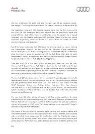 new car launch press release2015 audi q3 facelift india launch press release
