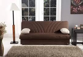max naturale brown convertible sofa bed