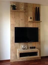 diy handmade simple pallet tv units furniture inspiration of diy corner tv stand