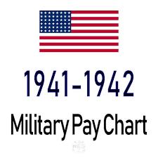 E4 Pay Chart 2011 1941 1942 Military Pay Chart