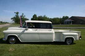 1957 chevrolet 4 door truck