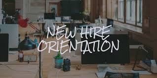 new employee orientation schedule how to create a successful new hire orientation notejoy