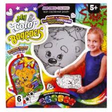 <b>Набор для творчества Danko</b> Toys Рюкзачок My Color Bagpack ...