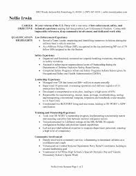 Cover Letter Resume Examples Skills And Abilities Skills And