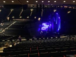 concert seat view for madison square garden section 213 row 16