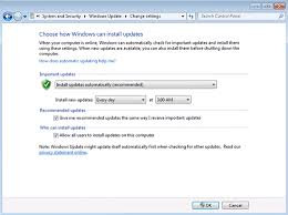 How To Update Windows 7 Hp Pcs Setting Up Your Pc After A Recovery Windows 7 Hp