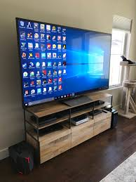 Living Room Set With Free Tv Gavin Free On Twitter Been Testing Out A Pc In The Living Room