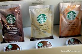 starbucks caffe blend flavors