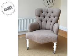 Small Picture Victoria bedroom chair Bott Handmade Sofas Ltd