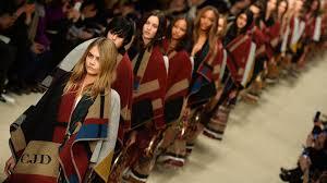 models led by cara delevingne l prese