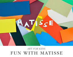 Art For Kids Art For Kids Fun With Matisse Playful Learning