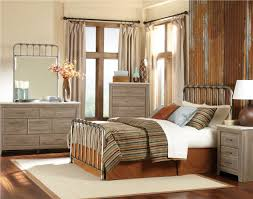 metal bedroom sets. standard furniture stonehill-tristen metal bedroom set sets o