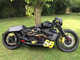 harley davidson project 59 softail custom chopper bobber cafe racer
