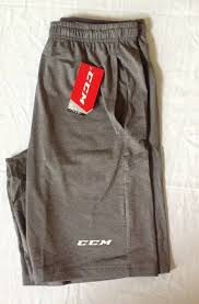 Ccm Warm Up Pants Sizing Chart Ccm Hockey Gray Training Short Senior Adult