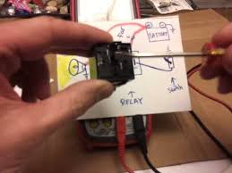 relays how to wire and how they work tutorial