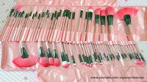 singapore beauty haul pink makeup brushes makeup brushes cosmetics accessories eye lashes picture heavy