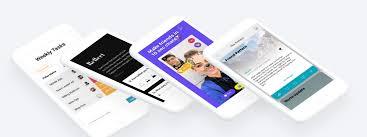 Mobile Design Patterns Book Top 5 Mobile App Designs Of August 2019 Proto Io Medium