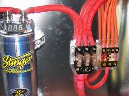 tips on how to wire a capacitor innovate car wire a capacitor
