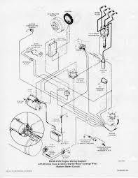 Mercruiser alternator wiring diagram