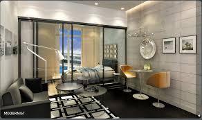 Standard fully furnished unit